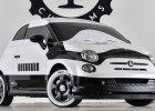 Salon Los Angeles 2015 | Fiat 500E Stormtrooper | Po z�ej stronie mocy