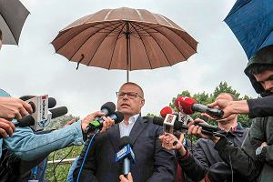 Zbigniew Maj: Byłem podsłuchiwany jako komendant główny policji. Chodzi o sprawę Kajetana P.