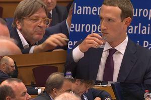 Mark Zuckerberg przedstawił europarlamentarzystom nowy wspaniały świat. Ale gdzie są odpowiedzi na pytania?