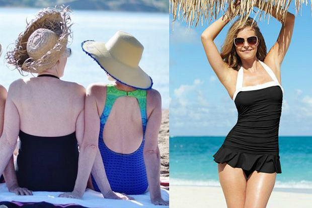 819897126b Kostiumy kąpielowe dla dojrzałych kobiet - w tych modelach będziesz  wyglądać doskonale!
