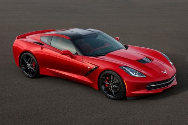 Corvette za ponad milion dolar�w