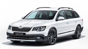 Skoda Superb Outdoor