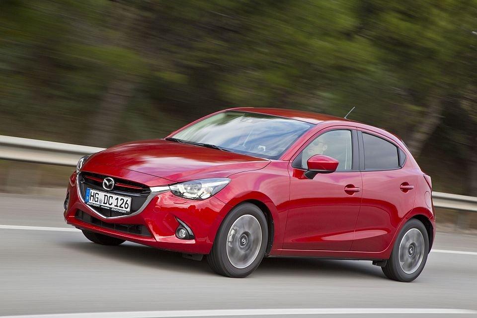Mazda 2 1.5 SKY-G