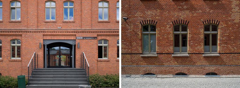 Deweloper podjął trud stworzenia w tej części Wrzeszcza nowej dzielnicy (fot. Filip Springer)