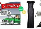 Niestandardowe sukienki na studniówkę w czerniach i szarościach -  gotowe stylizacje