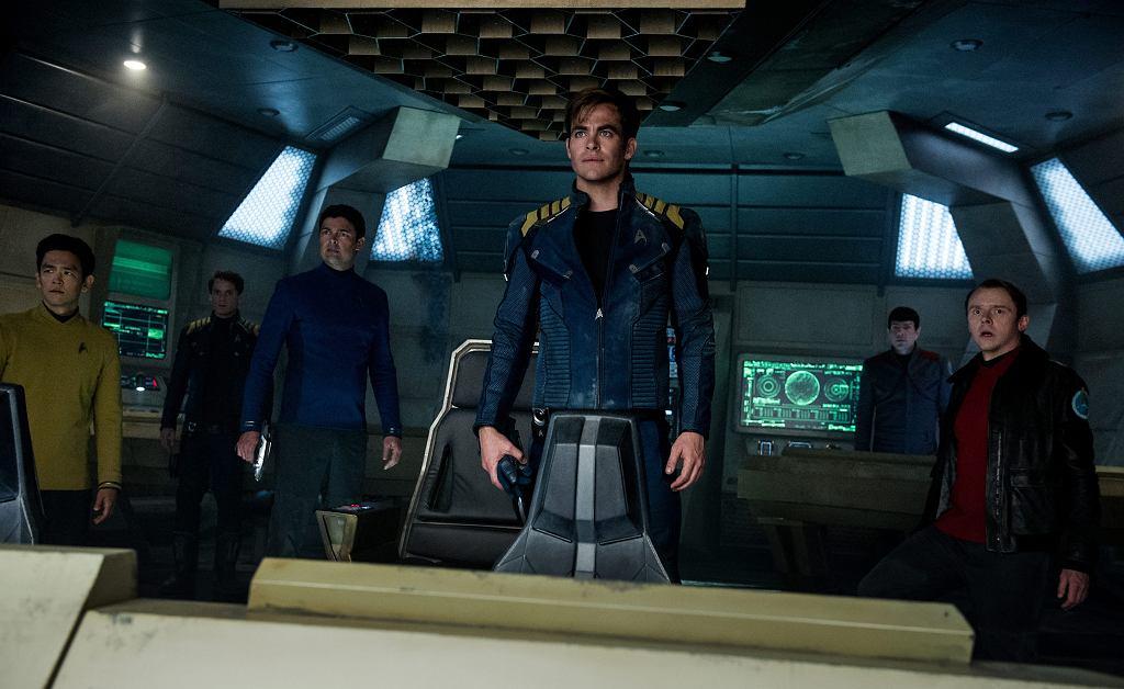 Star Trek W nieznane Paramount Pictures / mat. promocyjne