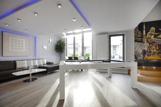 10 ultranowoczesnych dom�w i mieszka� na sprzeda�