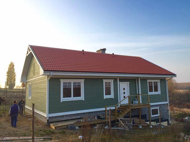 Dom w stylu skandynawskim