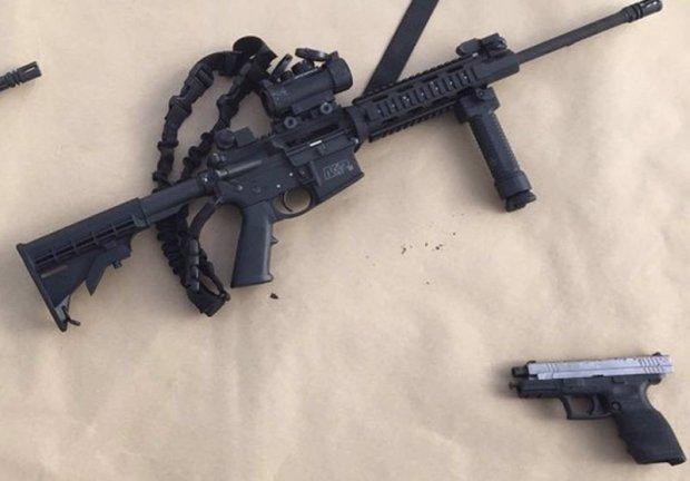 Broń - zdjęcie ilustracyjne