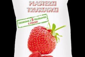 Crispy Natural - Chrupiące plasterki truskawki