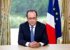 Hollande ujawni�: Planowali zamach, ale ich zamkn�li�my