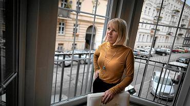 Katarzyna Kierzek-Koperska, przewodnicząca Nowoczesnej w Wielkopolsce.