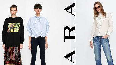 Kolekcja Zara jesień 2018