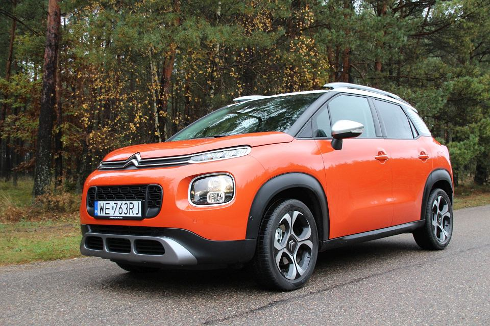 citroen c3 aircross debiutuje w gdyni. Black Bedroom Furniture Sets. Home Design Ideas