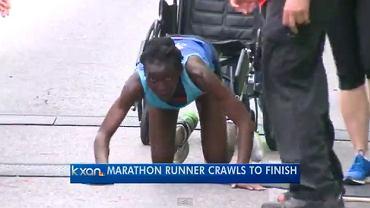Hyvon Ngetich, maraton w Austin