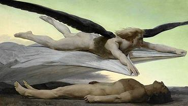 "William Bouguereau ""Equality before Death"""