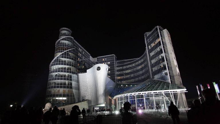 Budynek TVP na Woronicza