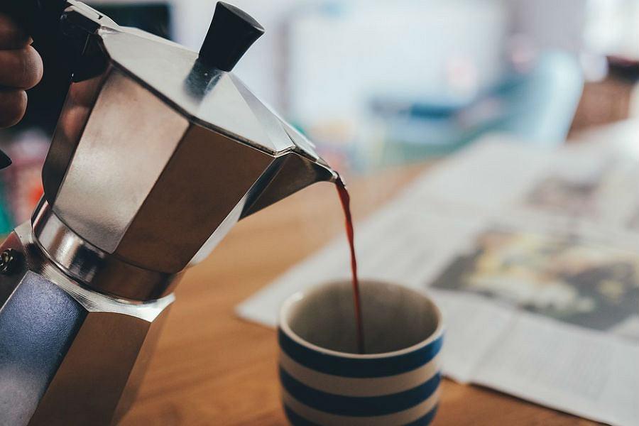 Stylowa kawiarka Bialetti