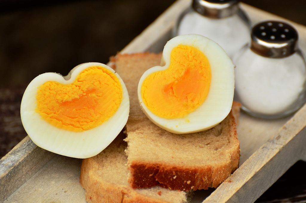 Jajka to jedno z najlepszych źródeł białka