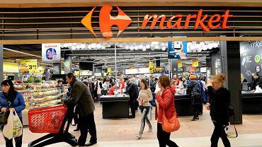 Otwarcie supermarketu Carrefour w centrum handlowym Aura