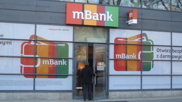 Klienci Mbanku Wsciekli 240 Transakcji Albo Plac Za Karte
