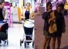 Wakacje Anny Muchy z rodzin� krok po kroku. Co sama pokaza�a na blogu, a gdzie przy�apali j� paparazzi [DU�O ZDJ��]