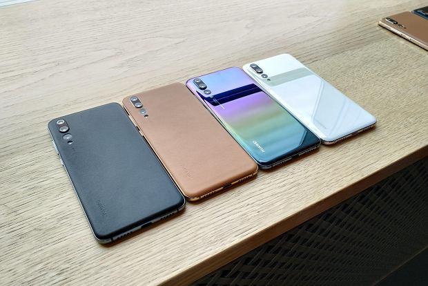 Nowe warianty Huawei P20 Pro