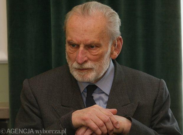 Jacek Wo�niakowski, szlachcic, u�an, fasonowiec