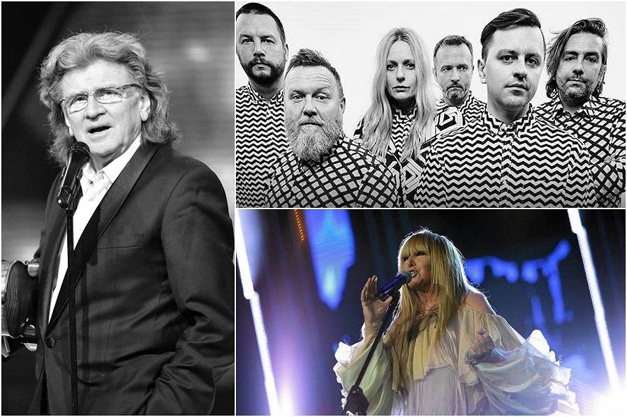 Rok 2017 w polskim świecie muzyki.