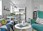 Białe mieszkanie w Poznaniu