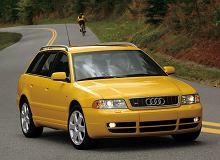 Zestawienie żarówek w Audi A4
