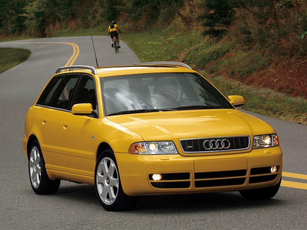 Audi S4 B5 2.7 Biturbo