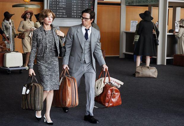 Michelle Williams, Mark Wahlberg, kadry z filmu 'Wszystkie pieniądze świata'