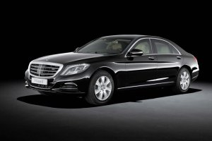Mercedes S600 Guard | Ochroniarz jakich ma�o