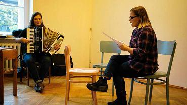 Przesłuchanie do chóru kobiet