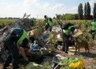 Rz�d Ukrainy: Zawieszamy rozejm wok� miejsca katastrofy boeinga