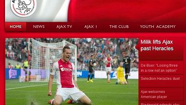 Arkadiusz Milik bohaterem Ajaxu