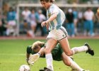 Droga na mundial. Diego Maradona, Mario Kempes, a mo�e... Maxi Rodriguez? Najpi�kniejsze bramki Argentyny na mistrzostwach �wiata