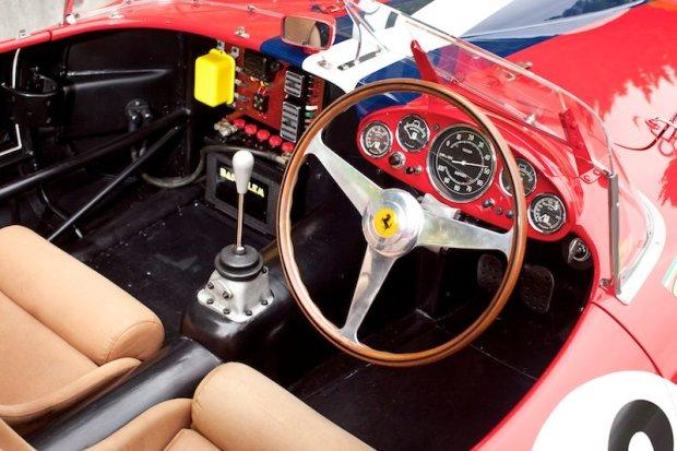 Ferrari 250 Testa Rossa (fot.Gooding and Company)