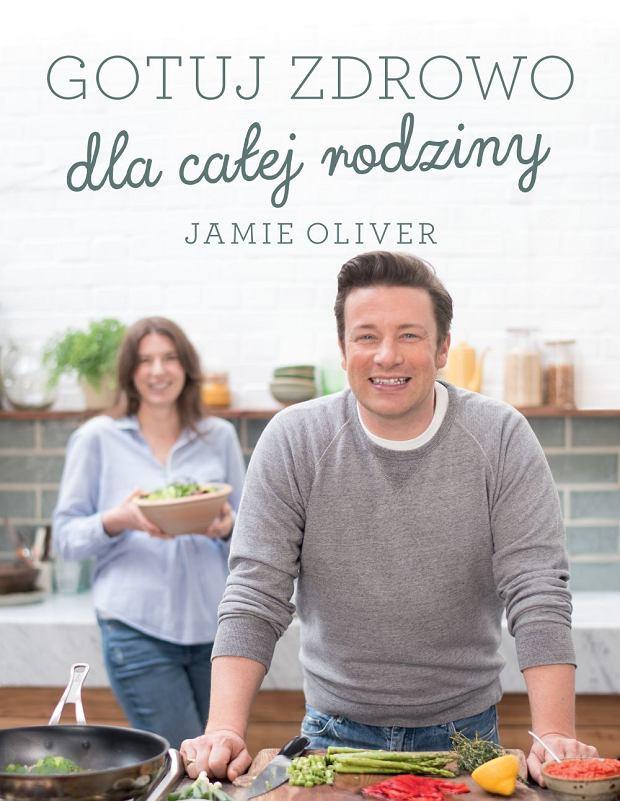 """""""Gotuj zdrowo dla całej rodziny"""" - mamy przepisy z nowej książki Jamiego Olivera. A w nich np. genialne nuggetsy"""