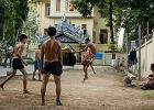 Chinlone - w co się gra w Birmie?