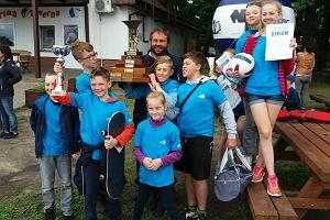 Podwójny sukces młodych szczecińskich żeglarzy. Wygrali i obronili puchar Leonida Teligi