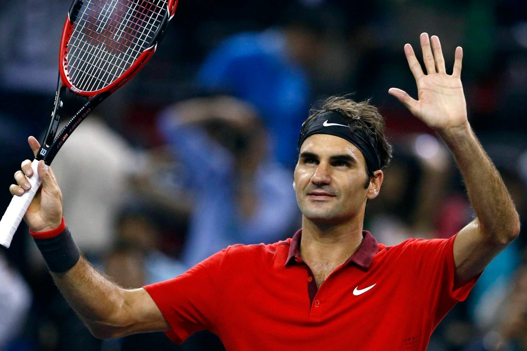 is roger federer bisexual