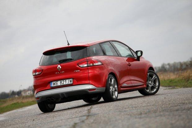 Renault Clio Grandtour GT | Test | Ostre pazurki