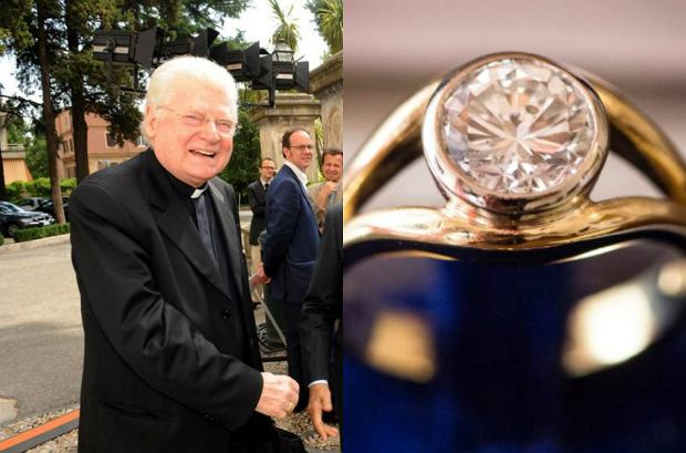 Włoski arcybiskup sprzedaje prezenty od wiernych. Ceny nawet do kilku tysięcy euro