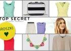 Sukienki z Top Secret na majowe okazje - kt�r� wybierzesz?