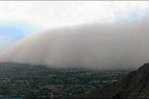 Ogromna burza piaskowa przykry�a Phoenix. Zobacz nagranie z ataku �ywio�u