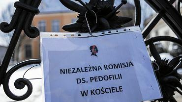 Demonstracja Słowo Na Niedzielę - Wieszak Dla Biskupa we Wrocławiu
