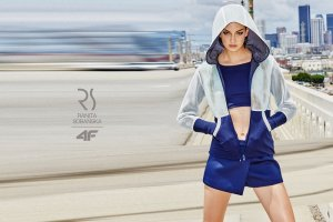 4F - limitowana kolekcja Ranity Sobańskiej kwintesencją stylu athleisure