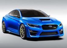 Sportowy model Subaru z silnikiem umieszczonym centralnie?